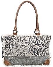 Myra Bag LEAF PRINT SMALL BAG