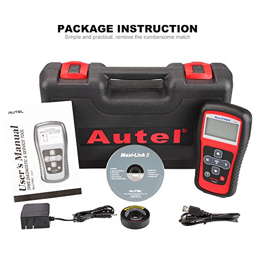 Autel Tire Pressure Monitoring System TS401 with MX Sensor Programming function by Autel (Image #6)
