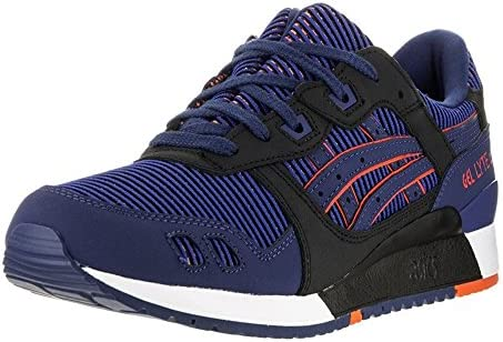 new concept 2012c a8ed6 Asics - Gel Lyte III Chameleoid Mesh - Blue Print-Orange ...
