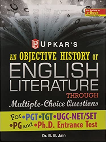 Buy An Objective History of English Literature Through