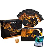 Magic the Gathering Innistrad: middernachtjagd bundel, 8 set-boosters & accessoires (Engelse versie)