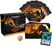 Magic: The Gathering Innistrad: Midnight Hunt Bundle   8 Set Boosters + Accessories