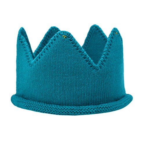 Costumes Baby Are Where The Things Wild (Itaar Baby Boy Girl Crown Hat Birthday Warm Soft Knit Crochet Beanie Warm Cap)