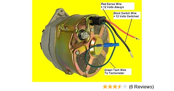 Db Electrical HO-ADR0106 3-Wire w TACH 140 Amp Marine Alternator for on 3 wire alternator diagram, mando marine 5.5 amp, battery isolator switch wiring diagram, southern motion wire diagram, alternator connections diagram, marine chevy 350 starter wiring diagram, scout alternator diagram, alternator parts diagram, verizon connection diagram, troubleshooting diagram, boat wiring diagram, mando marine alternator diagram, engine coolant wiring diagram, 2006 chaparral 280 signature diagram, mercruiser starter wiring diagram,