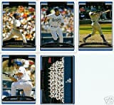 : 2006 Topps Los Angeles Dodgers Complete Team Set (16 Cards)