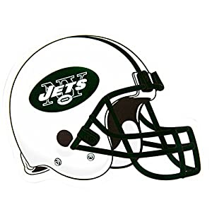 New York Jets - Helmet Indoor/outdoor Magnet