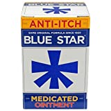 Blue Star Anti-Itch Medicated Ointment 2 oz (Pack of 3)