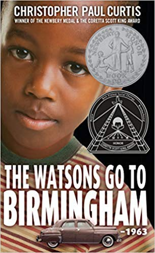 by Christopher Paul Curtisand - The Watsons Go to Birmingham-1963 (Mass Market Paperback) Laurel Leaf (December 12, 2000) - [Bargain Books] (Author Of The Watsons Go To Birmingham)