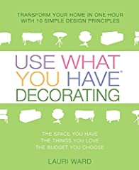Lauri Ward created a revolution in interior design-the most accessible and affordable approach to decorating ever. In Use What You Have(r) Decorating she shows readers how to do it themselves-quickly identifying the ten most common decorating...