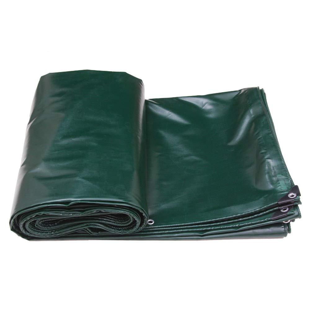 LVZAIXI 防水透湿性日焼け止め防炎布を厚くする3つの耐炎性難燃布 - 100%防水性と耐UV性 - 500g / m2 - 厚さ0.5mm (サイズ さいず : 3*3m) 3*3m  B07K87R7BQ