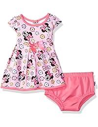 Baby Girls Minnie Dress Set