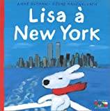 Lisa a New York, Anne Gutman, 2012240585