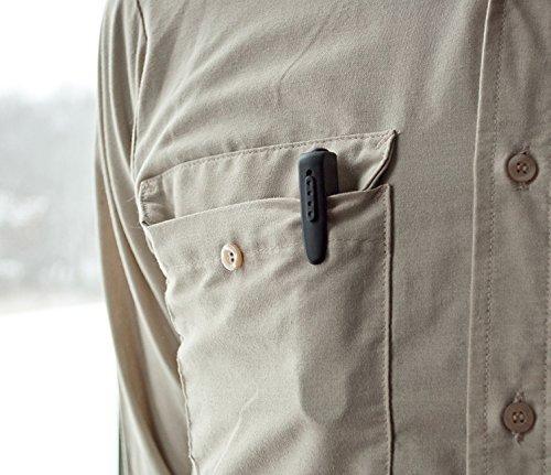 PatrolEyes 1080p HD Mini Covert Body Pocket Pen Camera