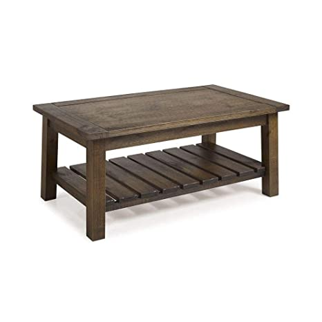 Overstock The Beach House Design Seabrook Coffee Table - 42\