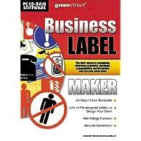 Greenstreet Business Label Maker (PC)