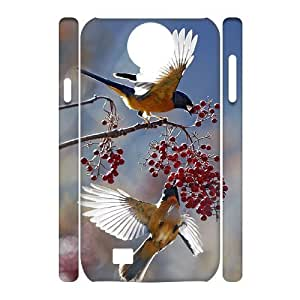 ALICASE Diy Case Hummingbird Cover For Samsung Galaxy S4 i9500 [Pattern-1]
