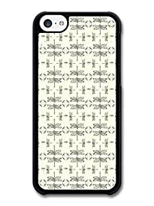 diy phone caseAMAF ? Accessories Dragonfly Pattern Insect Original Art Illustration case for iphone 5cdiy phone case
