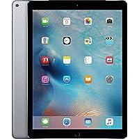 Apple Ipad Pro 128GB 4G Factory Unlocked (Space Gray, Wi-Fi + Cellular 4G LTE, Apple SIM Card) - 12.9 Display