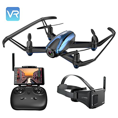 RC Quadcopter Drone with FPV Camera and Live Video photo