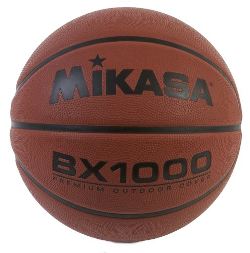 Mikasa BX1000 Premium Rubber Basketball (Official Size)