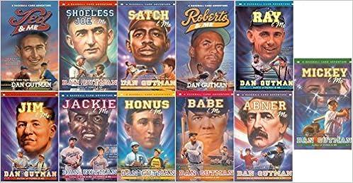 Baseball Card Adventures Collection Set Of 11 Titles Dan Gutman