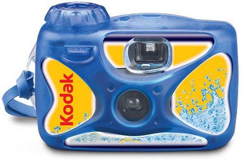 Kodak Unterwasserkammer Sport, Einwegkamera, bis 15 Meter wasserdicht