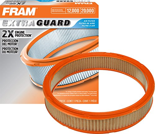 FRAM CA342 Extra Guard Round Plastisol Air Filter