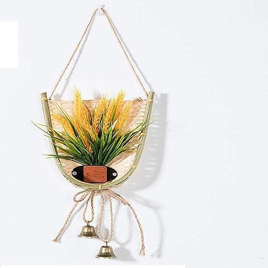 Yuhualiyi123 Creativo huracán Campana Colgante de Pared decoración ...