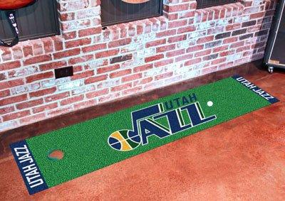 Fanmats Nba Mat - Fanmats NBA - Utah Jazz Putting Green Mat/18