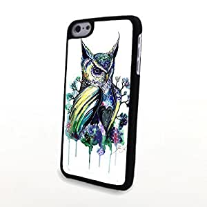 linJUN FENGGeneric PC Phone Cases Colorful Vivid Cute Bird Matte Pattern fit for 3D Comic iphone 4/4s Case