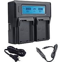SEIWEI EN-EL15 ENEL15 Digital battery Charger for Nikon D810A D810 D800/D800E D750 D610 D500 D7200 D7100 D7000 Camera,Dual USB charger