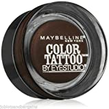 Maybelline Color Tattoo 24hr Gel Cream Eyeshadow Chocolate Suede 96