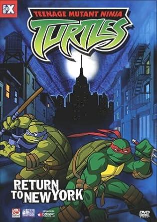 Amazon.com: Teenage Mutant Ninja Turtles - Return to New ...