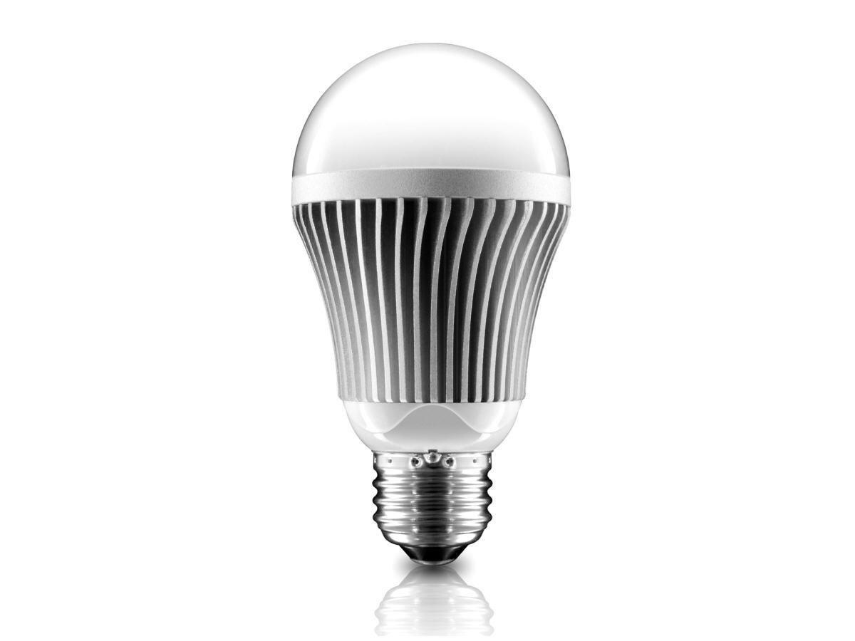 Aluratek ALB10C 10W E27 Blanco frío - Lámpara LED (Blanco frío, Blanco, UL/CE/RoHS/PSE, Aluminio, Vidrio): Amazon.es: Iluminación