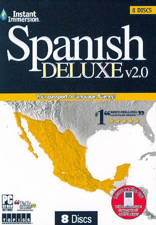 Instant Immersion Spanish Deluxe V2 0  Old Version