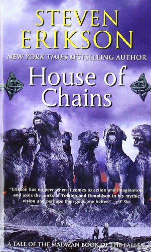 book cover of House of Chains