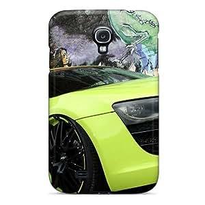 Galaxy S4 Case Cover Skin : Premium High Quality Audi R8 V10 Case