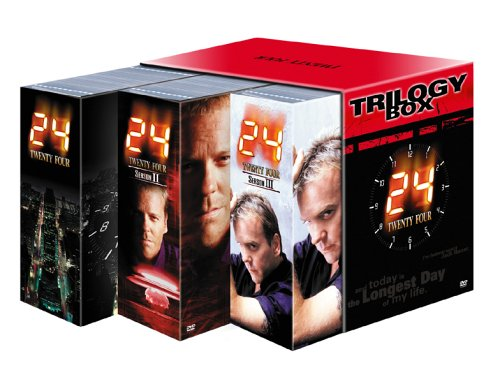 24 TWENTY FOUR トリロジーBOX