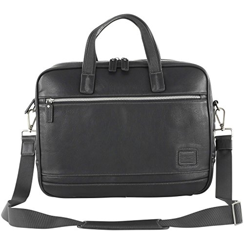 Picard Breakers Borsa Business Ventiquattrore 40 cm scomparto Laptop Nero