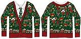Long Sleeve: Ugly Cardigan Costume Tee Longsleeve Shirt Size S