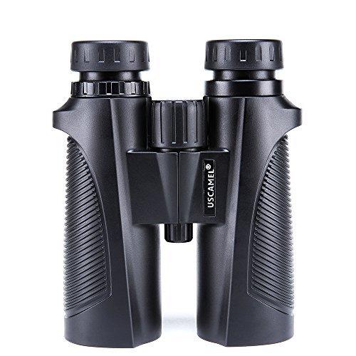 USCAMEL 8x42 Binoculars, Waterproof and Dustproof, Birdwatch