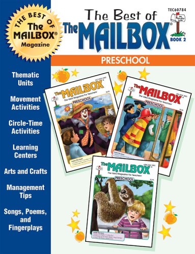 The Best of The Mailbox Preschool, Book 2