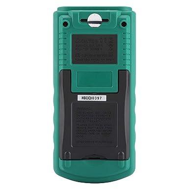 Akozon MS6816 Comprobador de Cables, Detector de posicionamiento de tubos metálicos, para medición de líneas enterradas: Amazon.es: Industria, ...
