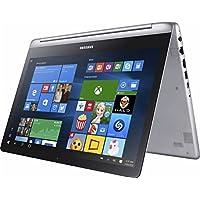2017 Samsung Spin 2 -in-1 15.6 Full HD Touchscreen Gaming Laptop, Intel Core i7- 7500U 2.7GHz, 12GB DDR4 RAM, 1TB HDD, NVIDIA GeForce 940MX, Backlit Keyboard, Bluetooth, 802.11ac, HDMI, Windows 10