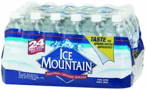 Water: Ice Mountain