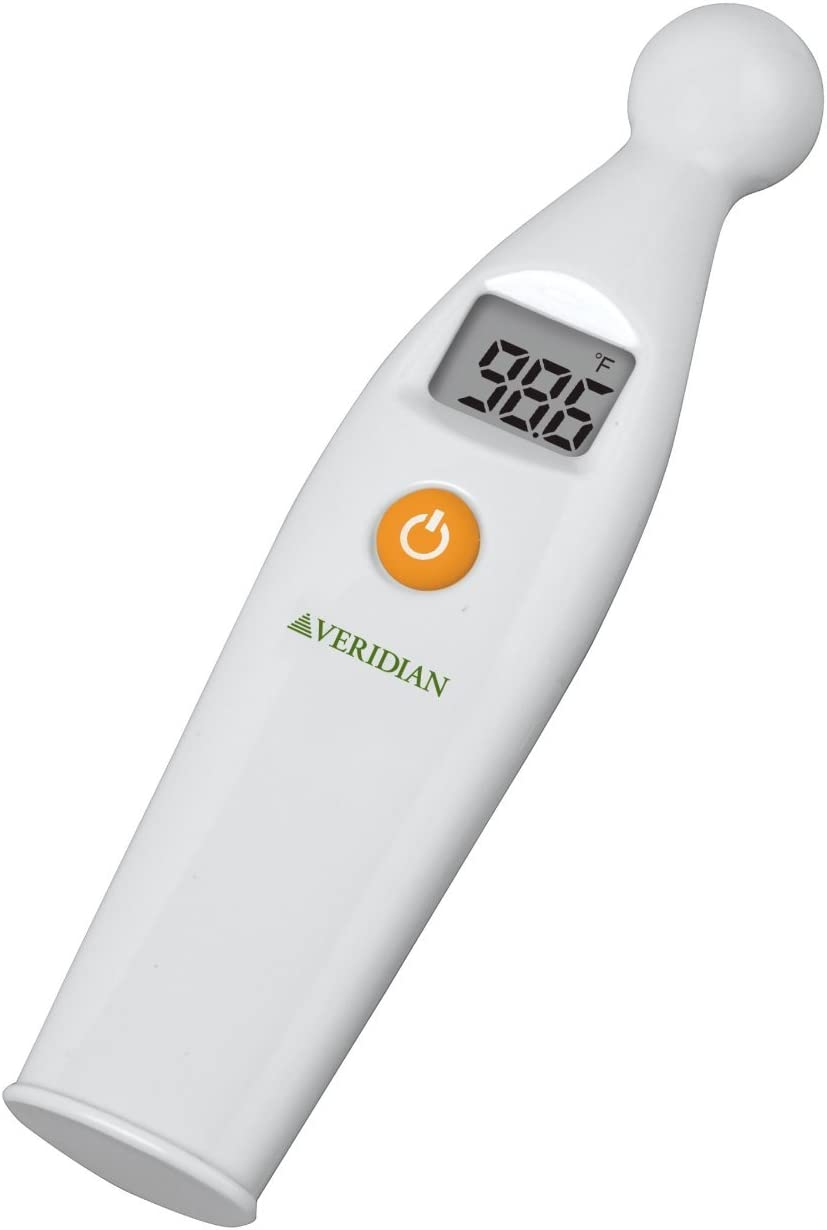 Veridian 09-330 Mini Temple Touch Thermometer