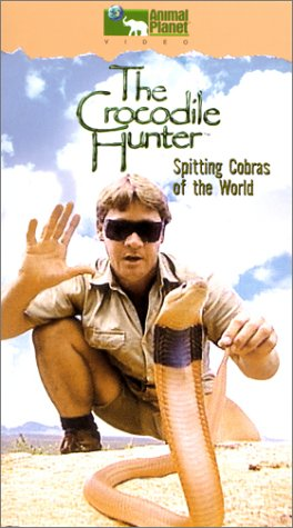 The Crocodile Hunter - Spitting Cobras of the World [VHS]
