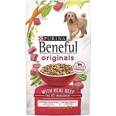 Purina Beneful Originals Adult Dry Dog Food - 31.1 lb. Bag