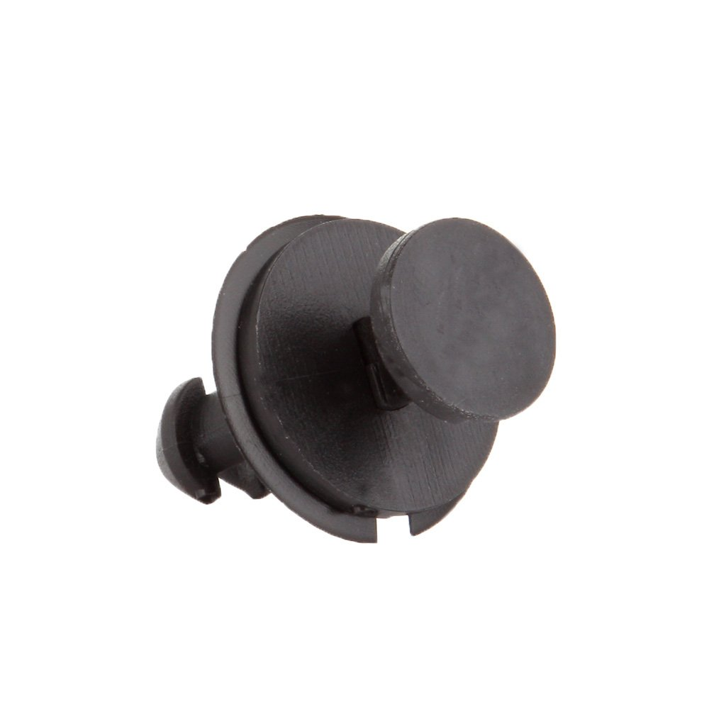 Nylon Black Pushtype Fasteners car clips Bumper Fastener Rivet 3B0-868-243 10mm,20Pack cciyu 994138-5210-1505064321