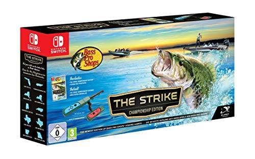 Price comparison product image Bass Pro Shops: The Strike (Bundle) (Nintendo Switch)